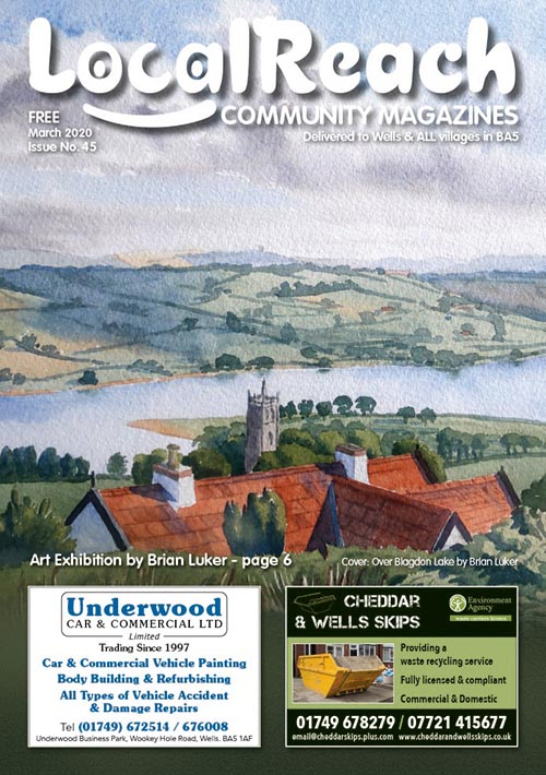 Wells, BA5 LocalReach community magazine
