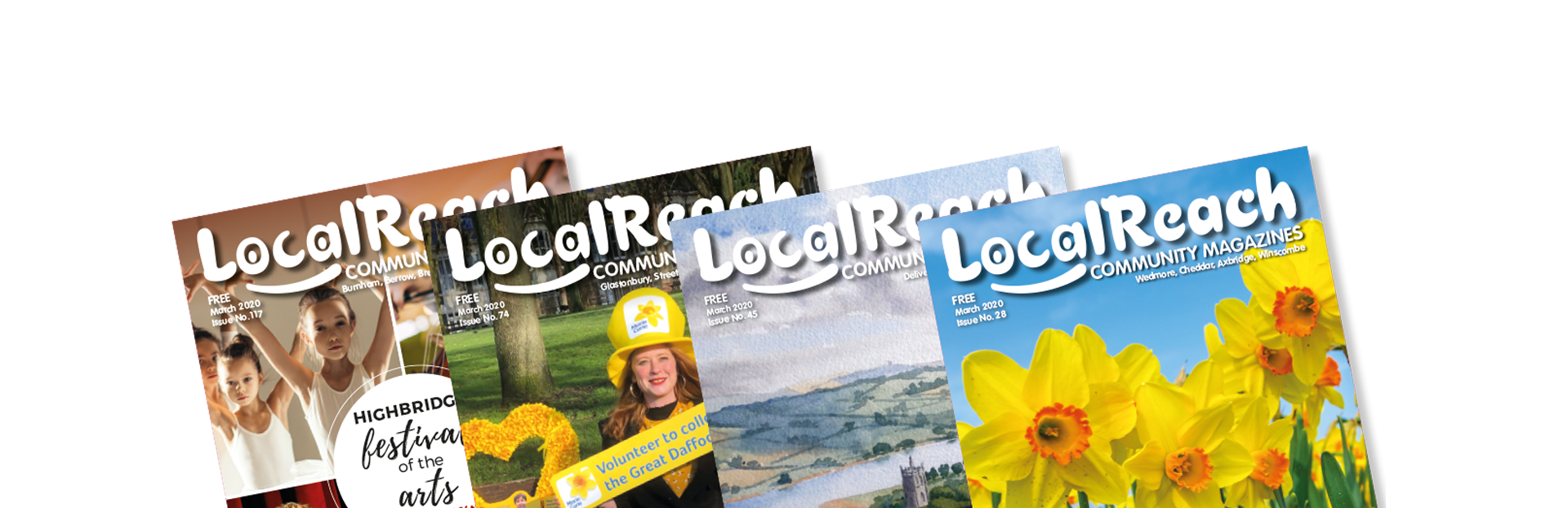LocalReach Community Magazines Somerset - Local news, events and advertising